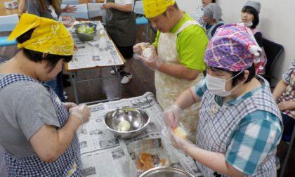 お料理教室☆卵を使ってフワフワ・・・